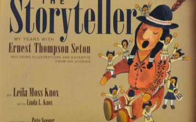 New Book About Ernest Thompson Seton