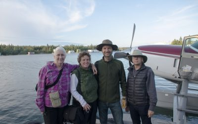Ernest Thompson Seton and The Arctic Prairies: Aylmer Lake Expedition Field Notes 2015 #1