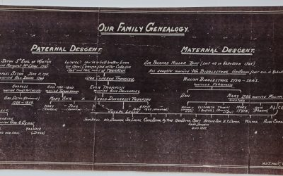 Seton, Cameron, Thompson Genealogy