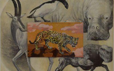 Matt Celeskey Animals of the Past