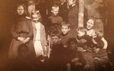 Seton Indians and Woodcraft 1902