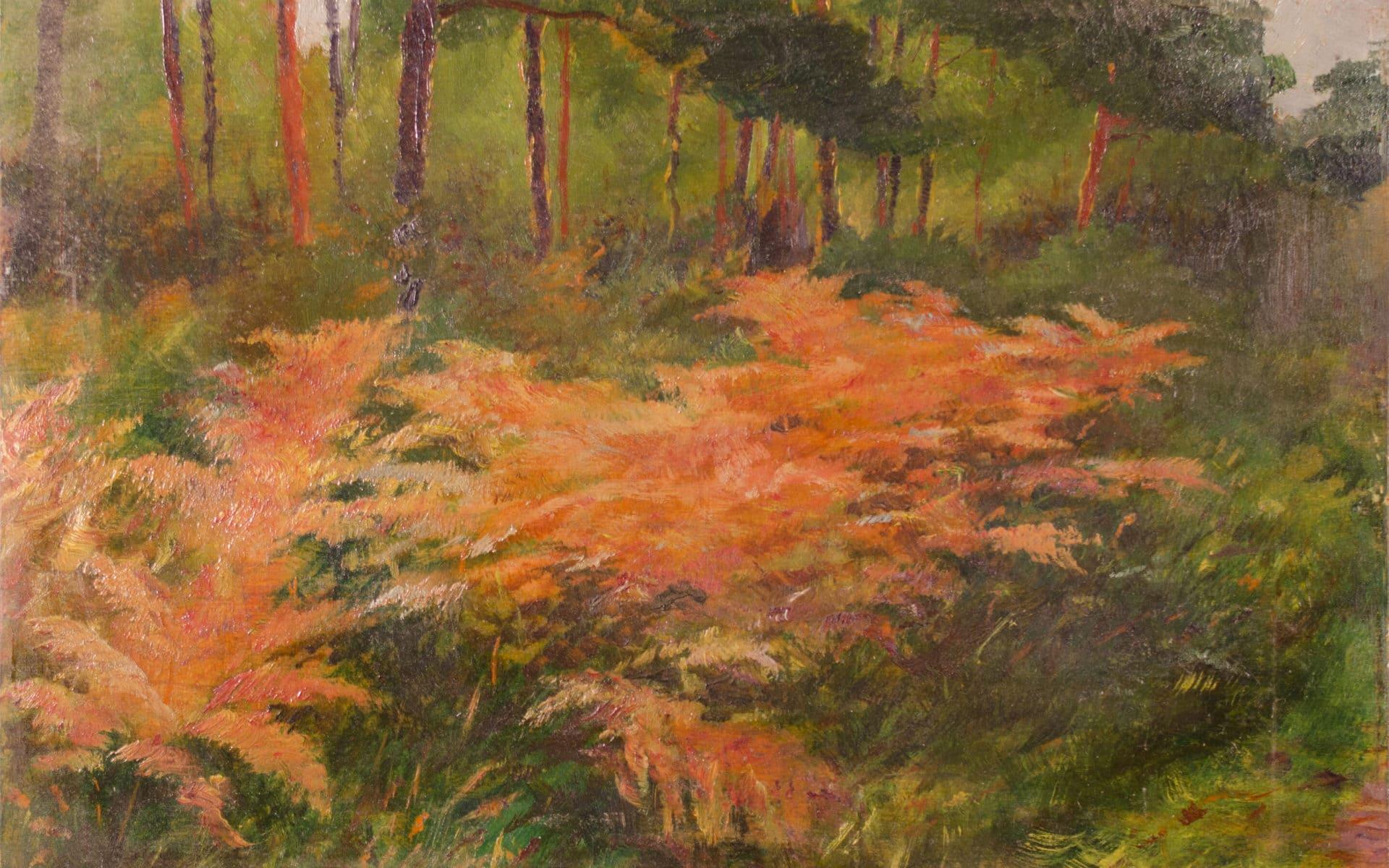 Seton's Painted Landscapes