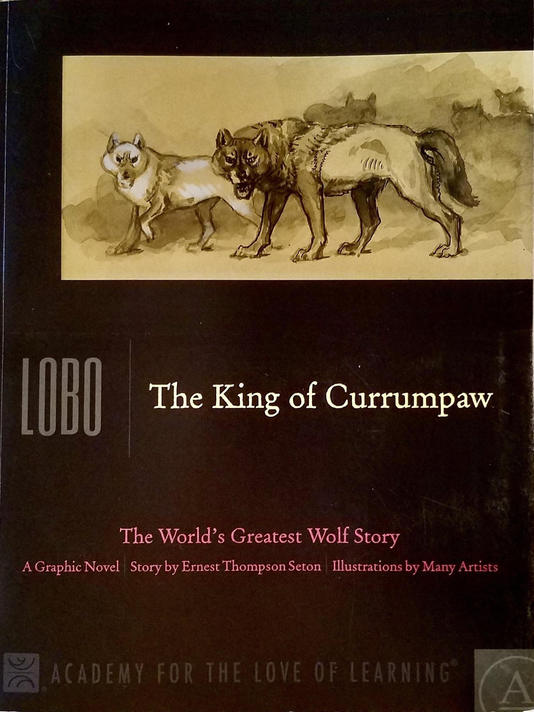 Lobo The King of Currumpaw Exhibition